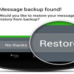 Guide to backup Whatsapp message for Android Phones