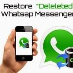 Backup whatsapp Message for Blackberry Smartphones