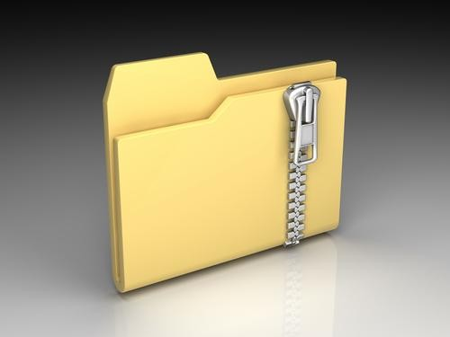 know how to compress or uncompress files or folders