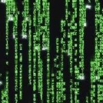 Matrix style animated codes by just using notepad
