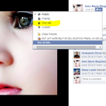 Tricks to Make Your Facebook Profile Photo Un-clickable