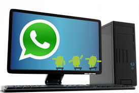 Simplest steps to install whatsapp on PC