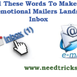 Avoid These Words To Make Your Promotional Mailers Lands in Inbox