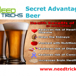 Secret Advantages Of Beer