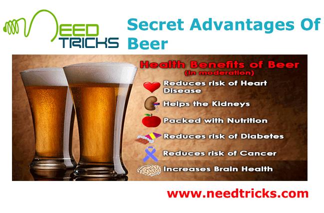 Secret Advantages Of Beer