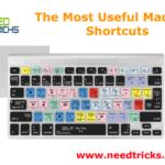 The Most Useful Macbook Shortcuts