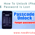 How To Unlock iPhone If Password Is Lost
