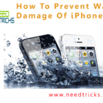 How To Prevent Water Damage Of iPhone