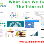 What Can We Do On The Internet?