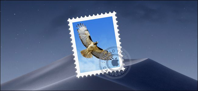 email accounts on Mac